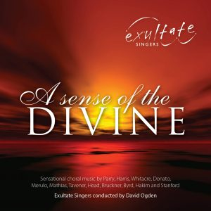 A Sense of the Divine CD