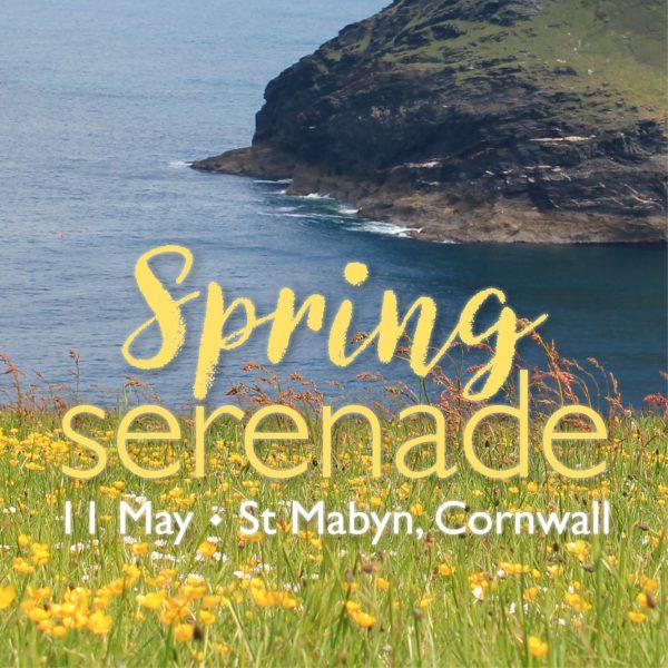 Spring Serenade - 11 May