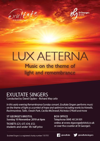 Lux Aeterna - 10 November