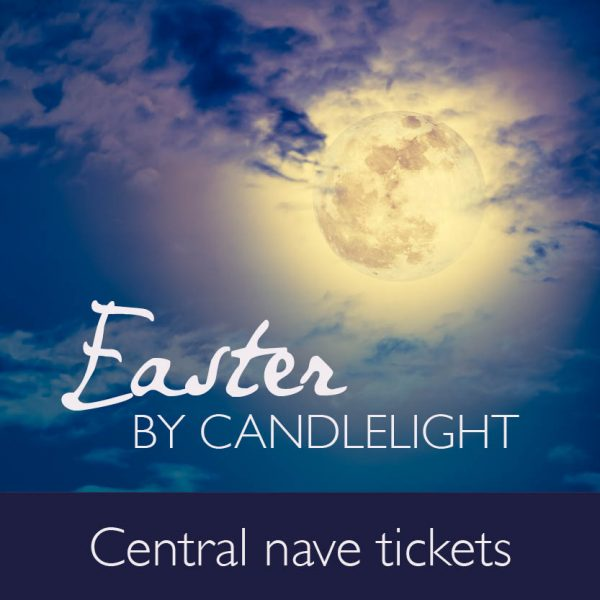 Central nave - Easter by Candlelight