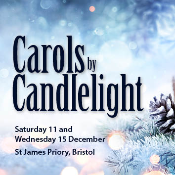 Carols by Candlelight concerts - 11 and 15 December 2021